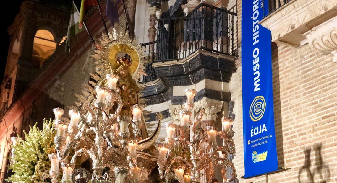 La Virgen del Valle no falta a su cita con la ciudad del sol