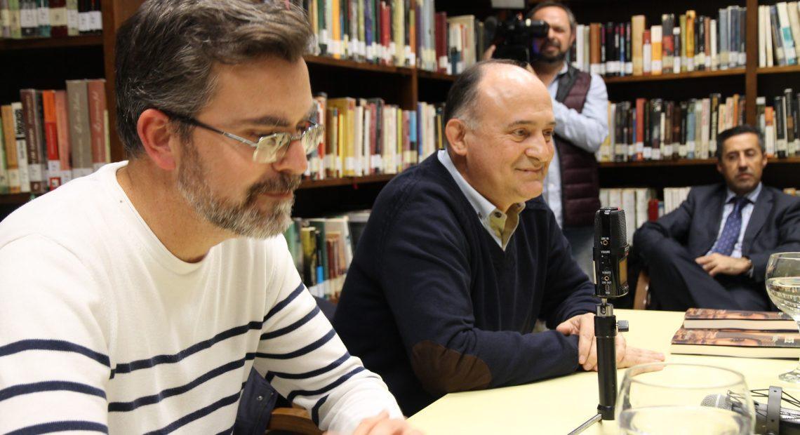 Juan C. Liñán presenta 'La especie según Sauel'