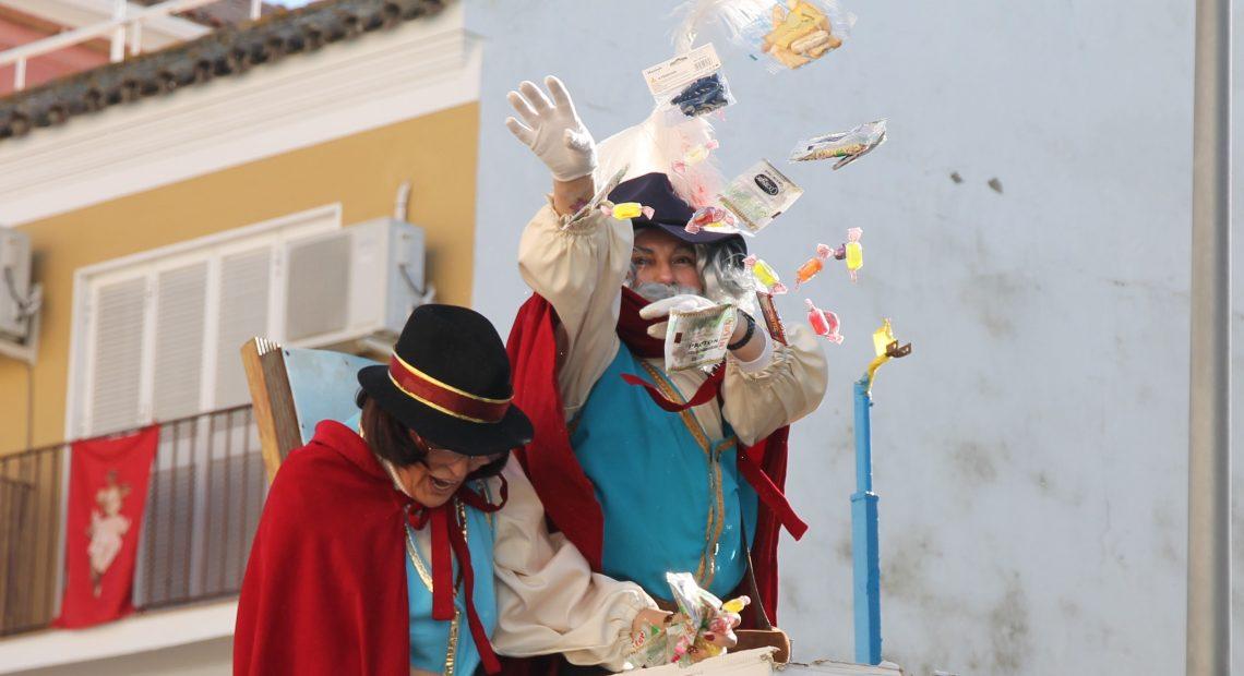 El Carmen celebra un año más al Tientapanza